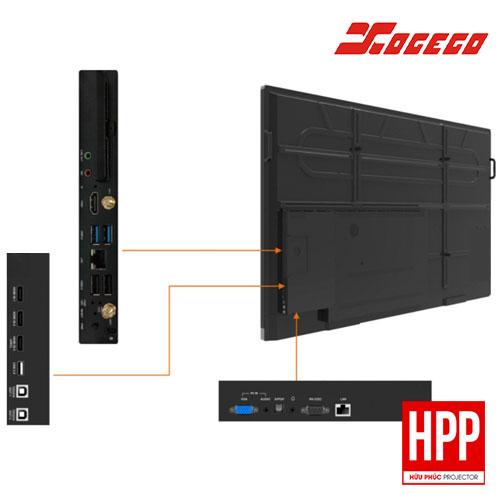 Màn hình tương tác thông minh Xoceco LPM6675