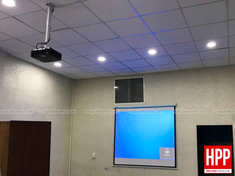 Lắp đặt Optoma PS368 sử dụng hội họp tại Phú Giáo Bình Dương