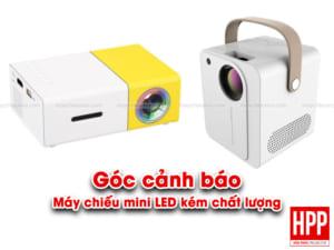 Máy chiếu mini led Trung Quốc