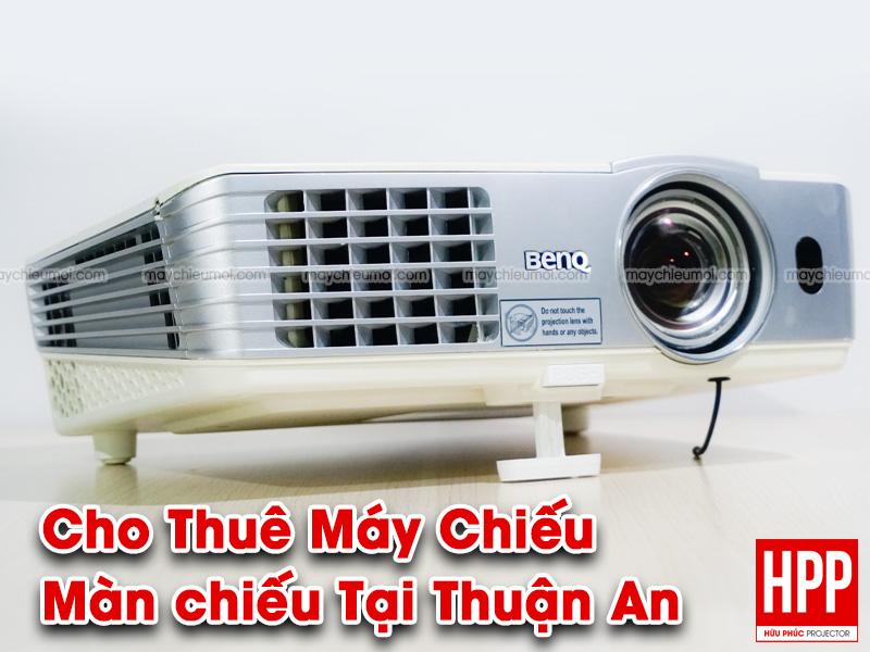 Cho thuê máy chiếu tại Thuận An, Bình Dương