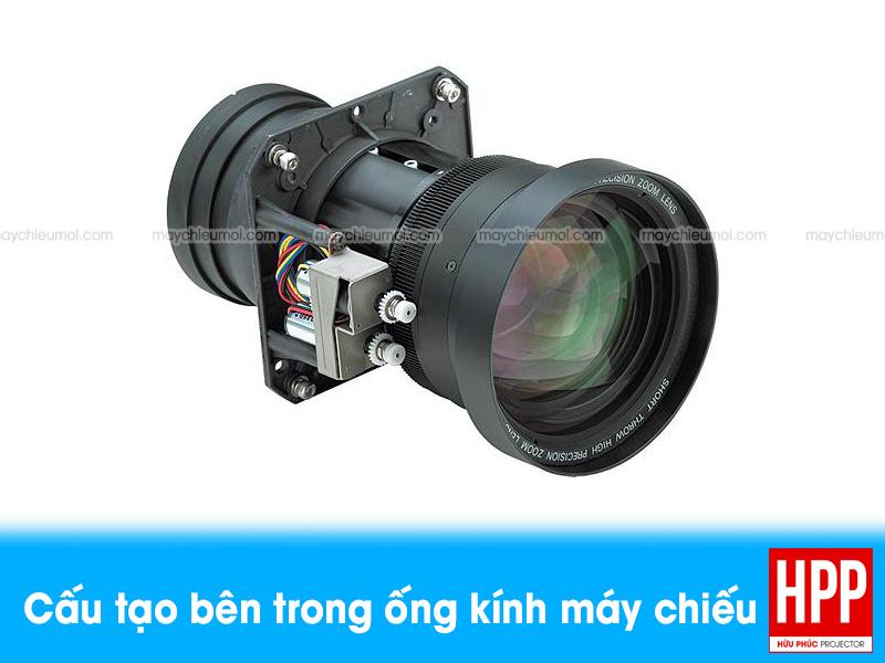 ống kính máy chiếu